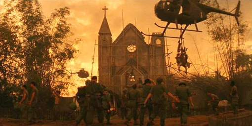 Still from Apocalypse Now Redux.