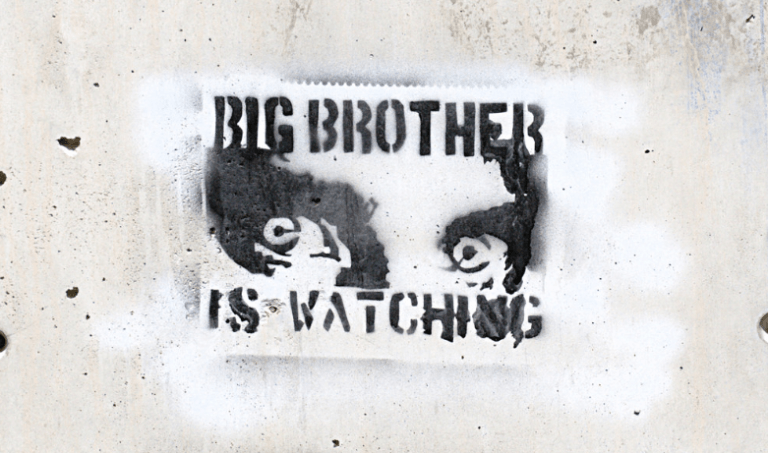 big brother isnt watcing you Little brother is watching you by maria bustillos may 22, 2013  as big brother's threat to our privacy grows ever larger, so does little brother's reach expand, with a defining awareness.